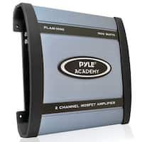 Pyle 1000 Watt 2 Channel Bridgeable Amplifier