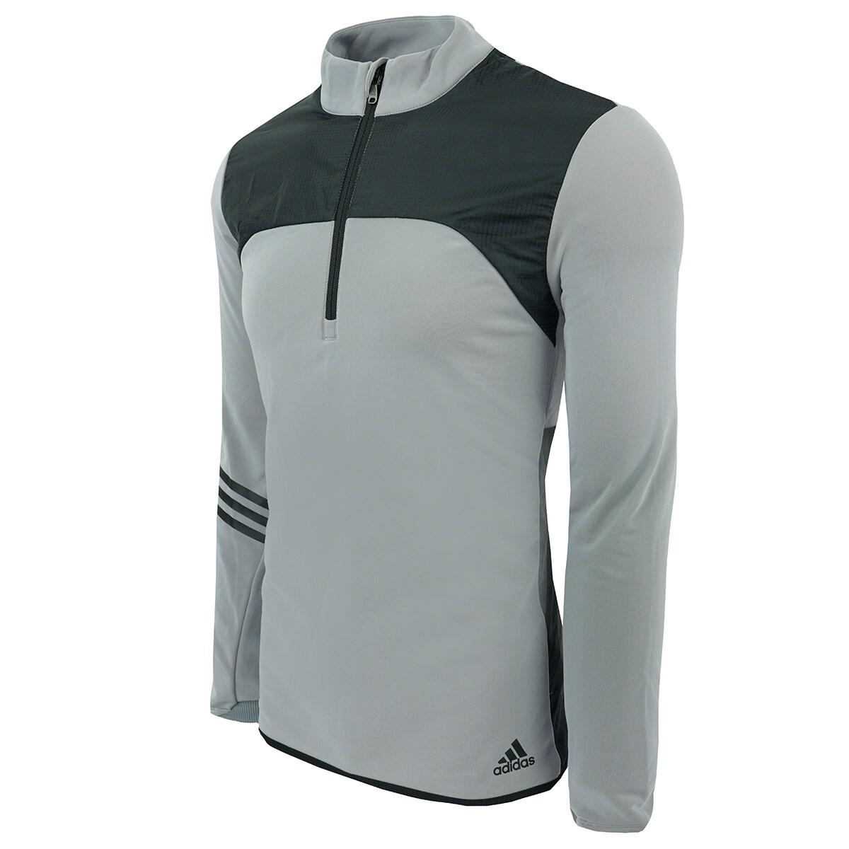 adidas 1/4 zip shirt