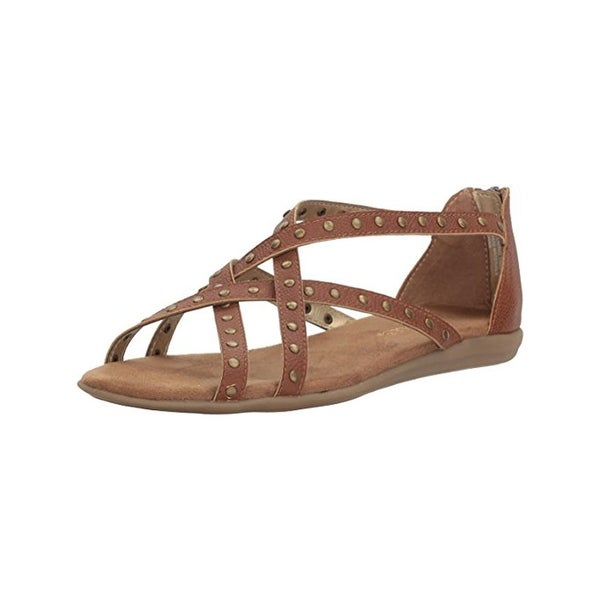 Aerosoles Womens Chlosing Time Strappy Sandals Strappy Studded