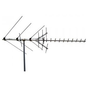 Channel Master CM-2018 Channel Master CM-2018 Outdoor Television Antenna - Upto 59.7 Mile - 8 dB
