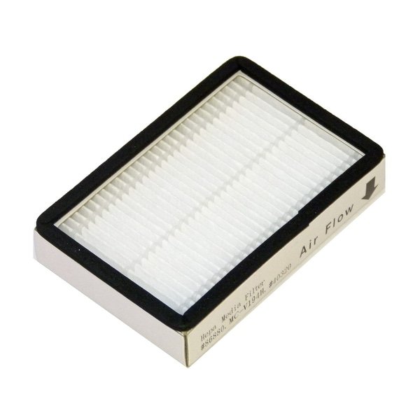 OEM Panasonic Vacuum Exhaust Filter Originally Shipped With: MCGG773-00, MC-GG773-00, MCV7710, MC-V7710