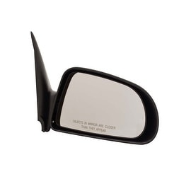 Pilot Automotive TYC 3020131 Black Passenger/ Driver Side Power Non-Heated Replacement Mirror for Ford Explorer