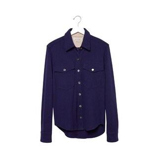 Isabel Marant Blue Nathan Shirt