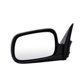 Pilot Automotive HD2609410 Honda Accord Black Power Non Heated Replacement Side Mirror