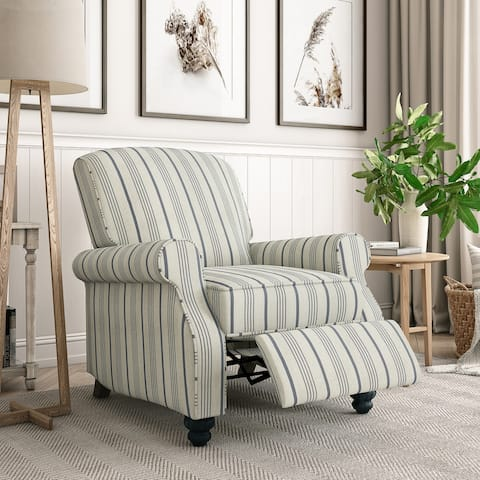 Copper Grove Jayne Push Back Recliner Chair