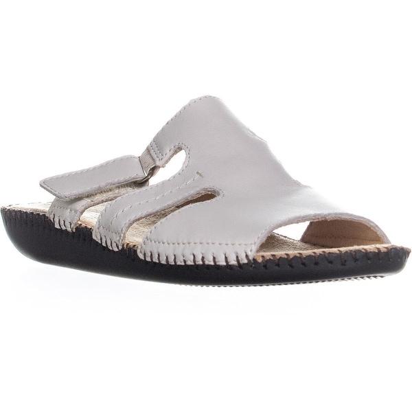 95c41404d6f1 Shop naturalizer Serene Stitched Slide Sandals