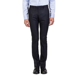 Dior Homme Men's Slim Fit Dress Trousers Pants Navy - 30