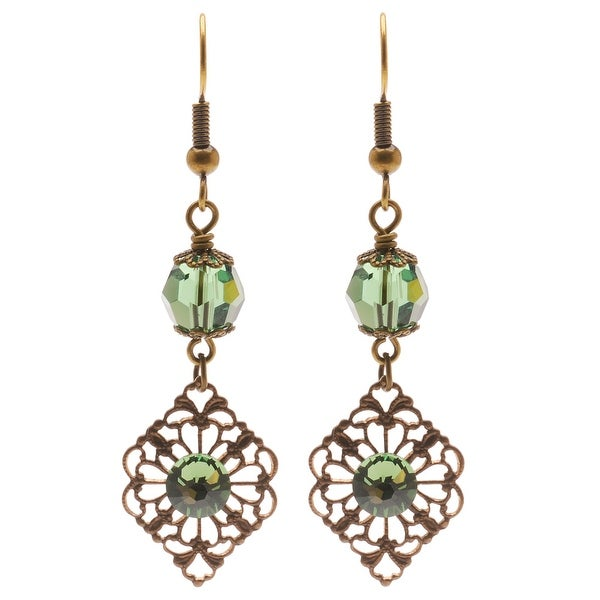 Mariella Earrings - Exclusive Beadaholique Jewelry Kit