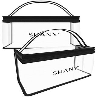 Link to SHANY Road Trip Travel Bag - Water Proof Storage for at Home or Travel Use Similar Items in Makeup Brushes & Cases