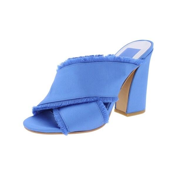 Dolce Vita Womens Henry Dress Sandals Satin Open Toe