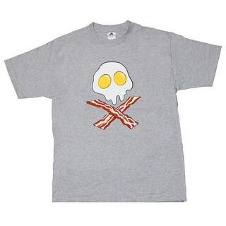 Breakfast Pirate Graphic T-shirt