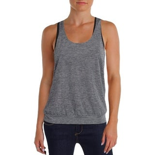 Nike Womens Tank Top 2-in-1 Pullover