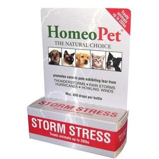 HomeoPet Pro Storm Stress K9 Under 20lb bottle 15ml
