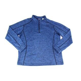 Outdoor NEW Blue Mens Size 6XLT Sweatshirts Fleeces Athletic Apparel