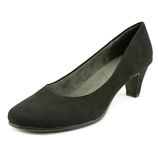 A2 By Aerosoles Redwood Women Black Pumps