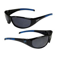 Detroit Lions NFL Wrap 3 Dot Sunglasses