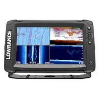 Lowrance 000-13272-001 Elite-9 Ti without Transducer Fishfinder/Chartplotter