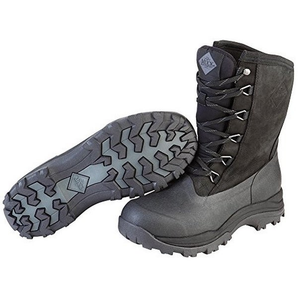 Muck Mens Arctic Outpost Lace Mid