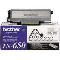 Innovera TN650 8000 Page-Yield Laser Toner Cartridge - Black