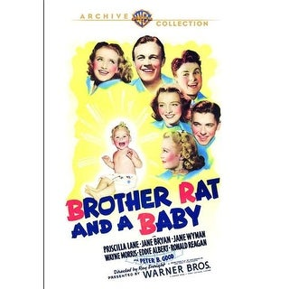 Brother Rat and a Baby (1940) DVD