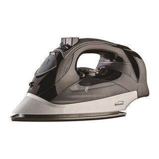 """Brentwood Power Steam Iron Nonstick - Black Steam Iron"""