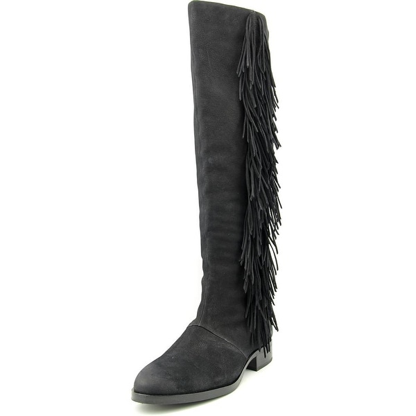 Sam Edelman Josephine Women Round Toe Leather Knee High Boot