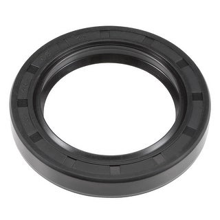 Oil Seal, TC 45mm x 65mm x 10mm, Nitrile Rubber Cover Double Lip - 45mmx65mmx10mm