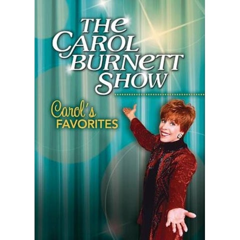 Carol Burnett Show: Carol's Favorites - DVD