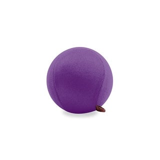 Purple Cyber Gel Stress Ball