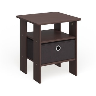 Link to Porch & Den Cooper Square End Table/ Nightstand Similar Items in Bedroom Furniture