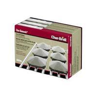 Char-Broil 4584653 Char Diamond Briquettes, 6 Lbs