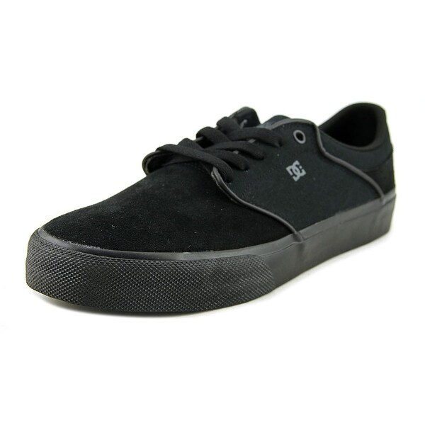 DC Shoes Mikey Taylor Vulc Men Round Toe Synthetic Black Skate Shoe