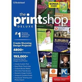 Encore The Print Shop Deluxe V4