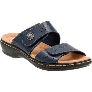 af2f78f158ba Buy Size 9 Clarks Women s Sandals Online at Overstock
