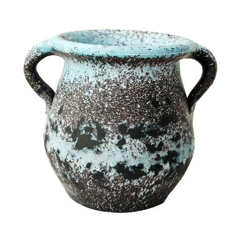 Earthen Ware Terracotta Vessel/Planter, 2 colors available