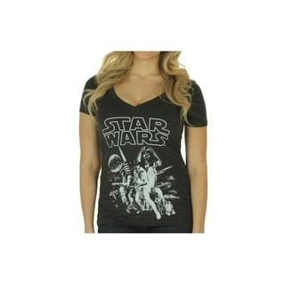 Womens Star Wars Poster T-Shirt