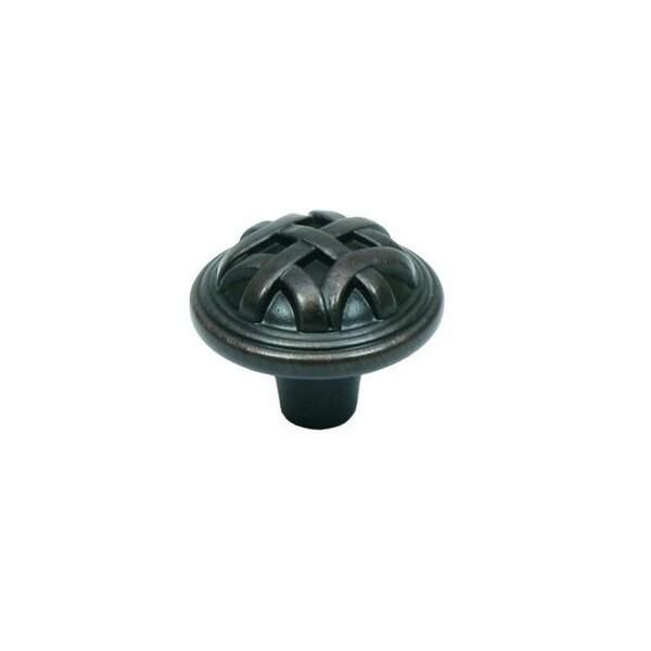 "Jamison Collection K82115 1-1/4"" Diameter Mushroom Cabinet Knob - n/a"