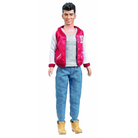 "One Direction 1D 12"" Doll: Zayn Malik - Multi"