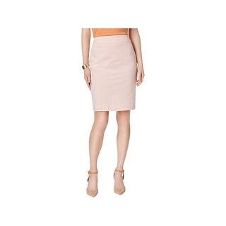 Nine West Womens Pencil Skirt Striped Seersucker (5 options available)