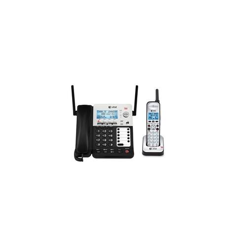 AT&T SynJ SB67138 / SB67118 4-Line Dual Speakerphone System w/ Lighted Keypad