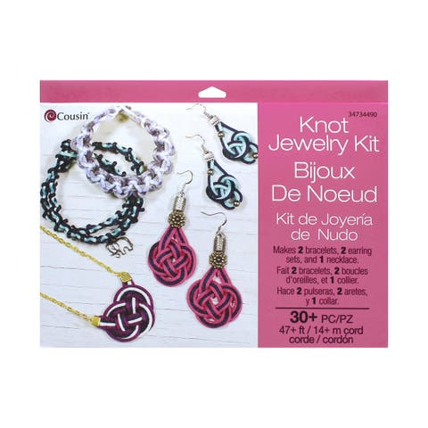 34734490 cousin jewelry kit knot