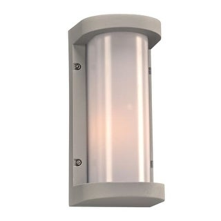 "PLC Lighting 2704 1 Light 5.5"" Wide Outdoor Wall Sconce from the Vivace Collection"