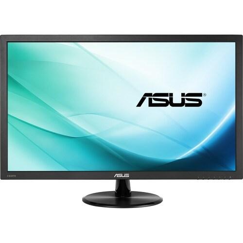 Refurbished - ASUS VP278H-P 27 Gaming LED Monitor 1920x1080 VESA compatible 1ms VGA HDMI
