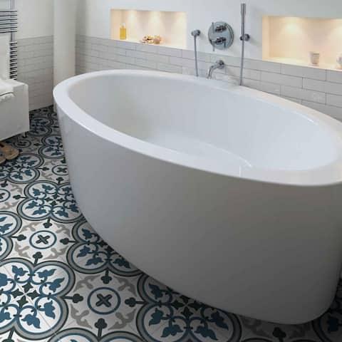 "The Tile Life Venice Porcelain Wall & Floor Tile - 10""X10"" case of 16"