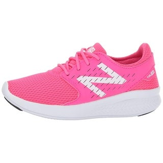 Kids New Balance Girls Coast V3 Low Top Lace Up Running Sneaker