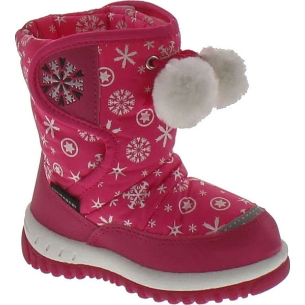 7ada4a994493 Shop Nova Toddler Kb508 Girl s Winter Snow Boots - Free Shipping On ...