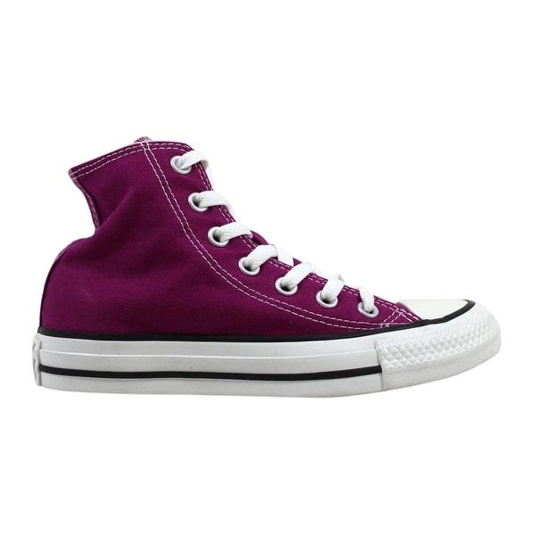 5de60805bbb Shop Converse Men s Chuck Taylor Hi Pink Sapphire 149510F Size 3 ...