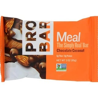 Probar - Chocolate Coconut Bar ( 12 - 3 OZ)