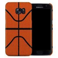DecalGirl  Samsung Galaxy S7 Edge Clip Case - Basketball