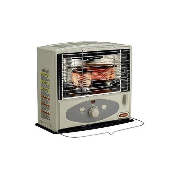 Dyna-Glo RMC-55R7 10000 BTU Indoor Kerosene Radiant Heater - grey